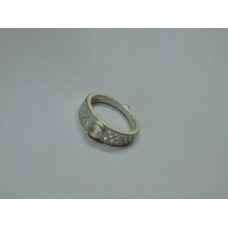 925 Sterling Silver Mount Ring, MRI-0218