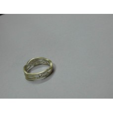 925 Sterling Silver Mount Ring, Silver Ring, MRI-0402