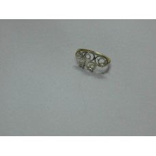 925 Sterling Silver Mount Ring, Silver Ring, MRI-0404