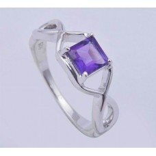 925 sterling silver Ring with Topaz Gemstone,Ri-0117