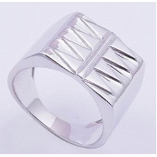 925 Sterling Silver Ring, Plain Ring, Silver Ring, RI-0320