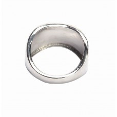925 Sterling Silver Ring, Silver Ring, Plain Ring, RI-0476