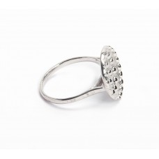 925 Sterling Silver Ring, Silver Ring, Plain Ring, RI-0477