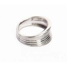 925 Sterling Silver Ring, Silver Ring, Plain Ring, RI-0479