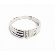 925 Sterling Silver Ring, Plain Ring, Silver Ring, RI-0522