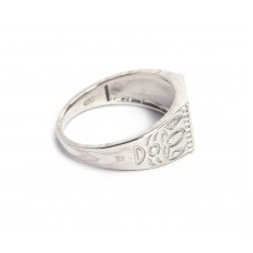 925 Sterling Silver Ring, Plain Ring, Silver Ring, RI-0528