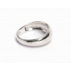 925 Sterling Silver Ring, Plain ring, Silver Ring, RI-0542
